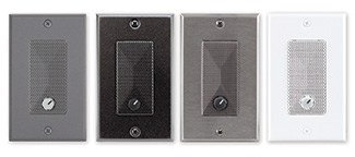 RDL Introduces Two Decora®-Style Active Loudspeakers